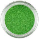 Sclipici mărunt - verde deschis