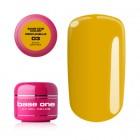 Gel UV Base One Perfumelle - Emma Orange 03, 5g