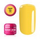 Gel UV Base One Neon - Dark Yellow 09, 5g