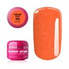Gel UV Base One Neon - Burning Orange 26, 5g