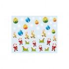 Stickere nail art cu model de Crăciun - 026