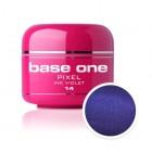 Gel UV Base One Pixel – Ink Violet, 5g