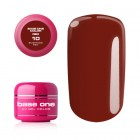 Gel Base One Color RED - Business Red 10, 5g