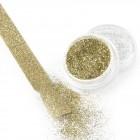Pulbere decorativă strălucitoare - Efect Velvet nr. 4 - auriu, 3g