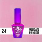 MOLLY LAC UV/LED Wedding - Yes I Do - Delicate Princess 24, 10ml