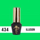 MOLLY LAC UV/LED  Pablo Rozz - Illusion 434, 10ml