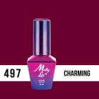 MOLLY LAC UV/LED Antidepressant -  Charming  497, 10ml