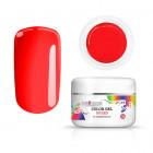 Inginails gel colorat UV/LED - Imperial Red, 5g