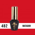 Gel UV/LED  Pablo Rozz - Matador 482, 10ml