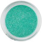 Pulbere de sclipici verde turcoaz