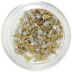Flori 3D, Mini - aurii