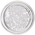 Ovale pentru unghii, perlate - albe